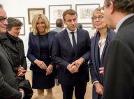 Brigitte Macron, superbe, et Emmanuel plongent en pleine année érotique