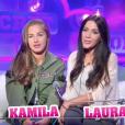 """""""kamila et Laura - """"Secret Story 11"""", le 10 octobre sur NT1."""""""