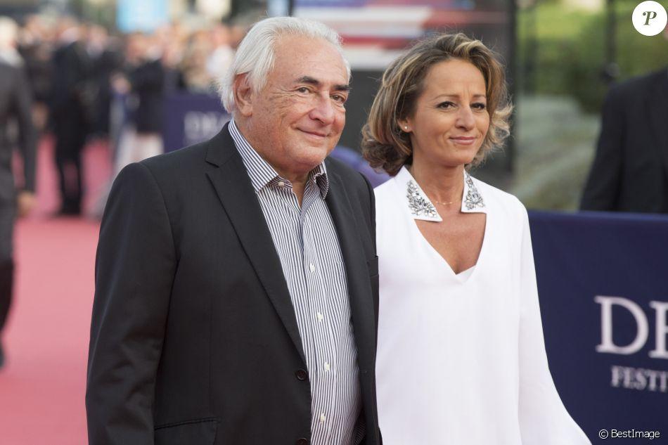 Dominique Strauss,Kahn et Myriam L\u0027Aouffir  Détails de leur mariage à  Marrakech