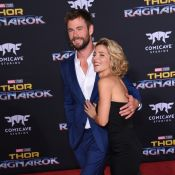 Chris Hemsworth et Mark Ruffalo : Thor et Hulk so in love de leurs femmes