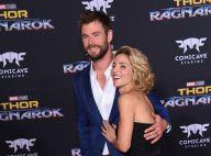 Chris Hemsworth et Mark Ruffalo : Thor et Hulk so in love de leurs femmes