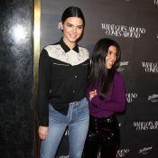 Kendall Jenner et Kourtney Kardashian : Duel de taille entre soeurs
