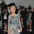 """Jane Fonda à la première de """"Our Souls at Night"""" au 74ème Festival International du Film de Venise (Mostra), le 1er septembre 2017."""