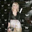 Taylor Momsen à la Fashion Week de New York. 02/2009