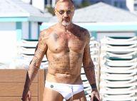 Gianluca Vacchi : Multimillionaire bien bâti, il s'éclate en slip de bain