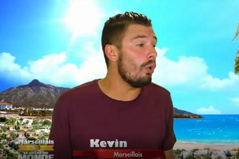 """Kevin (Les Marseillais) et sa perte de poids : """"Avant, on m'appelait gros-gros"""""""