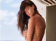 Jade Lagardère topless sur papier glacé, la beauté belge joue les séductrices