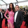 """Jade Foret et son mari Arnaud Lagardère - Montée des marches du film """"Les Proies"""" (The Beguiled) lors du 70ème Festival International du Film de Cannes. Le 24 mai 2017. © Borde-Jacovides-Moreau/Bestimage"""