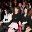 Leah Wood au défilé Vivienne Westwood, à la Fashion Week de Londres ! 21/02/09