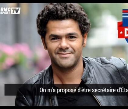 """Jamel Debbouze au gouvernement ? """"On m'a déjà proposé un gros poste"""""""