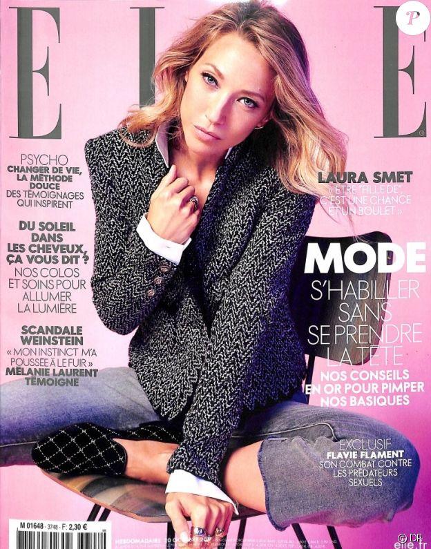 Le magazine Elle du 20 octobre 2017