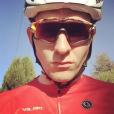 Mathieu Riebel, photo Instagram 2017. L'étudiant et coureur cycliste licencié au VCA du Bourget a trouvé la mort à 20 ans lors du Tour de Nouvelle-Calédonie, le 20 octobre 2017.