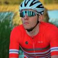 Mathieu Riebel, photo de profil Instagram, 2017. L'étudiant et coureur cycliste licencié au VCA du Bourget a trouvé la mort à 20 ans lors du Tour de Nouvelle-Calédonie, le 20 octobre 2017.