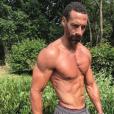 Rio Ferdinand, photo Instagram août 2017.