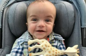 Jimmy Kimmel : Opéré à coeur ouvert, son bébé va beaucoup mieux !