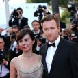 Ewan McGregor et sa femme Eve Mavrakis- Festival de Cannes 2012