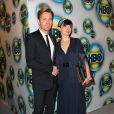 Ewan McGregor, Eve Mavrakis - Soirée HBO à Los Angeles le 15 janvier 2012
