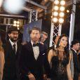 Sergio Ramos et sa compagne Pilar Rubio enceinte - The Best FIFA Football Awards 2017 au London Palladium à Londres, le 23 octobre 2017. © Pierre Perusseau/Bestimage