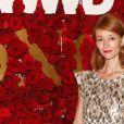 Audrey Marnay - 2e édition des WWD Honors par Women's Wear Daily à l'hôtel Pierre. New York, le 24 octobre 2017.