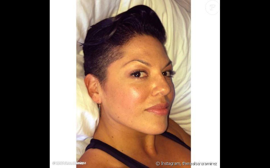 Sara Ramirez sur Instagram le 12 septembre 2016.