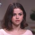 Selena Gomez en larmes dans le Today Show, à propos de sa greffe de rein.
