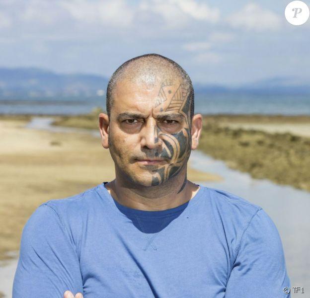 """Fabian, 47 ans, travailleur social et candidat de """"Koh-Lanta Fidji"""" sur TF1."""