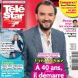 """""""Magazine """"Télé Star"""" en kiosques le 6 novembre 2017."""""""