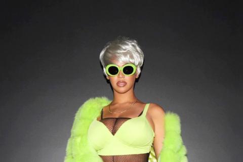 Beyoncé : Torride en déguisements pour Halloween, en hommage à une icône