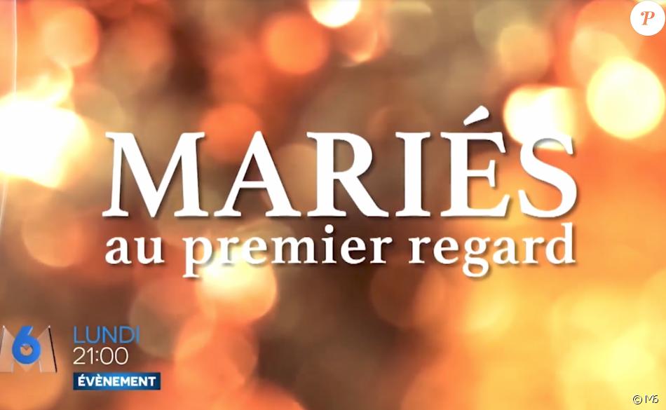 """Logo de l'émission """"Mariés au premier regard"""". La saison 2 est lancée sur M6 le 6 novembre 2017."""