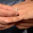 """Tiffany et Justin - """"Mariés au premier regard"""" sur M6. Le 28 novembre 2016."""