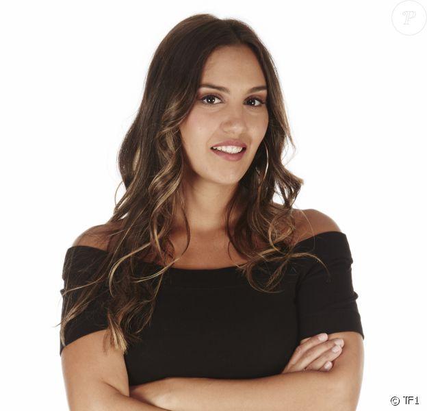 """Lydia, candidate de """"Secret Story 11"""" (TF1 et NT1)."""