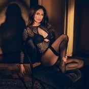 Megan Fox : Canon en lingerie, elle prépare un printemps torride !