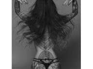 Fanny Maurer (Secret Story 6) : Tatouée et très dénudée, elle enflamme la toile