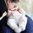 """""""Photo de Jeny Priez et sa fille Deva. Novembre 2017."""""""