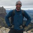 """""""Valery Rozov à Chamonix en septembre 2017, photo Instagram. Le Russe, adepte du base jump, a trouvé la mort le 11 novembre 2017 à 52 ans dans l'Himalaya."""""""