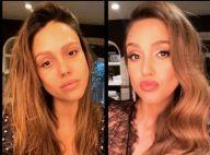 Jessica Alba enceinte : L'incroyable avant et après maquillage !