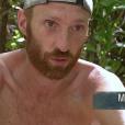 """Maxime dans """"Koh-Lanta Fidji) (TF1), épisode diffusé vendredi 17 novembre 2017."""