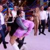 DALS 8 - Karine Ferri : Danses sensuelles en robe courte puis transparente