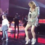 Céline Dion s'éclate avec une invitée surprenante sur scène à Las Vegas...
