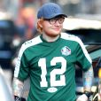 Exclusif - Ed Sheeran se promène à New York le 24 septembre 2017.