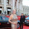 """""""Brigitte Nielsen lors du Life Ball 2015 à Vienne, le 16 mai 2015"""""""