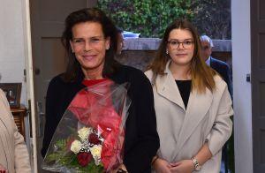 Stéphanie de Monaco et sa fille Camille Gottlieb en Mères Noël, les aînés ravis