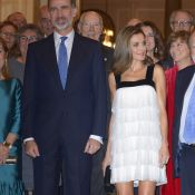 Letizia d'Espagne : Ultrasexy en minirobe au Ritz, une tenue critiquée...