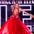 """Marina Mazepa dans """"La France a un incroyable talent 2017"""", le 23 novembre 2017 sur M6."""