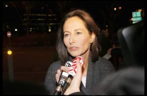 Ségolène Royal : Toujours très en colère... elle attaque bien Paris Match !