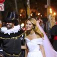 Exclusif - Julio Mario Santo Domingo III, frère de Tatiana Santo Domingo, et Nieves Zuberbühler s'étaient mariés religieusement le 29 octobre 2016 à New York sur le thème d'Halloween, un an après leur mariage civil. En novembre 2017, la presse hispanique a fait état de leur séparation.