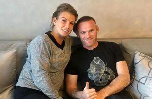Wayne Rooney : Malgré l'humiliation, sa femme Coleen (enceinte) lui pardonne