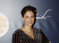 Mélanie Bernier enceinte : L'actrice, radieuse, dévoile son beau baby bump