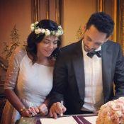 Mariage de Tomer Sisley : De jolis clichés avec Sandra et les enfants