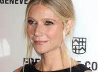 """Gwyneth Paltrow fait poser son ex-mari avec son """"fiancé"""" : Une """"famille moderne"""""""